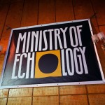 Ministry of Echology banner